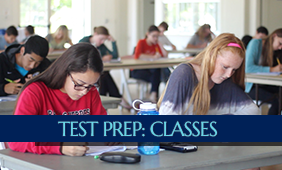 Test Prep Classes